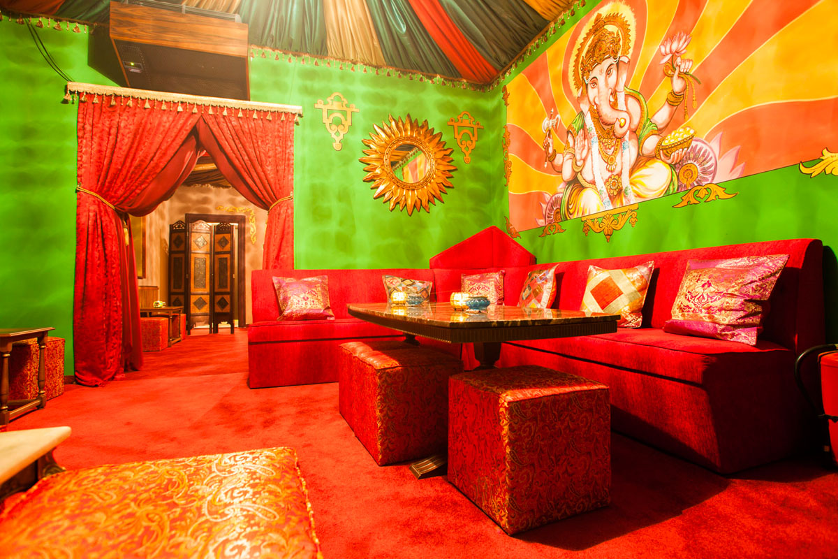 Pictures from inside Ganesha - #2
