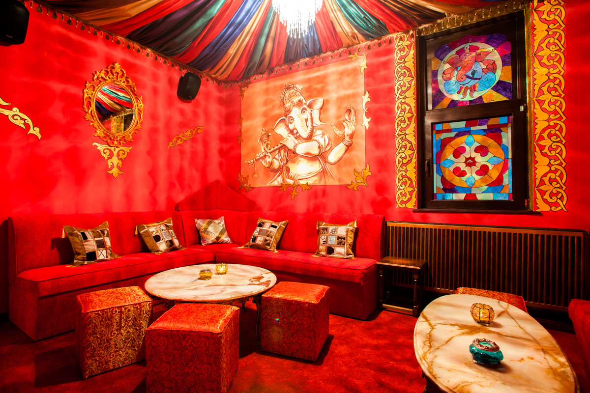 Pictures from inside Ganesha - #9