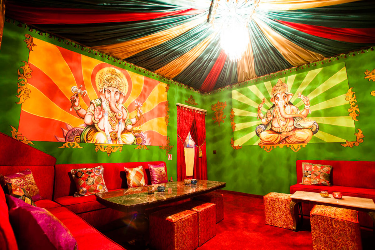 Pictures from inside Ganesha - #5