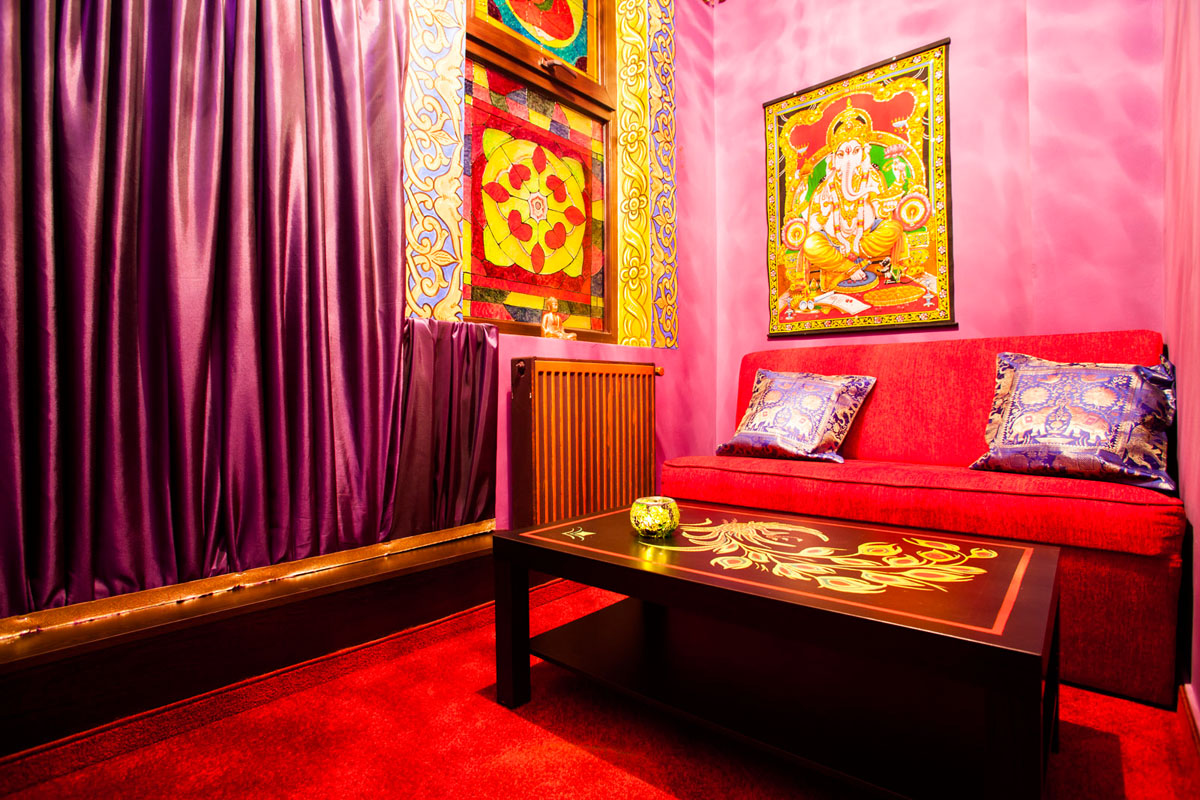 Pictures from inside Ganesha - #6