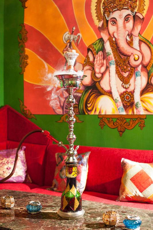 Poze din Interiorul restaurantului Ganesha - #10